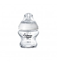 Biberon Closer to Nature, Tommee Tippee, sticla, 150ml