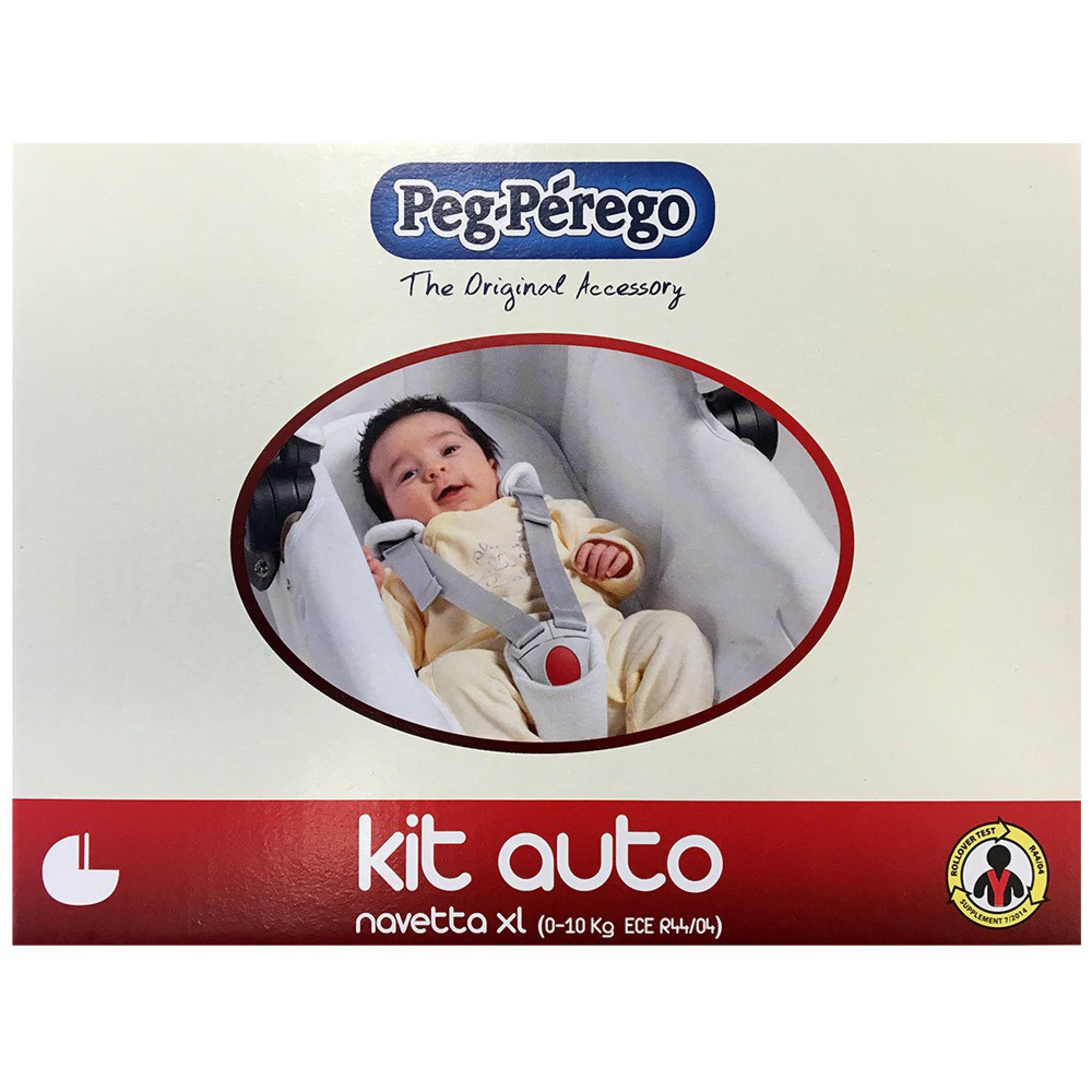 Kit Auto Pentru Landou Navetta XL, Peg Perego