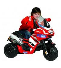 Ducati Desmosedici Rider VR, Peg Perego