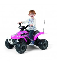 ATV, Corral Bearcat, Peg Perego, Roz
