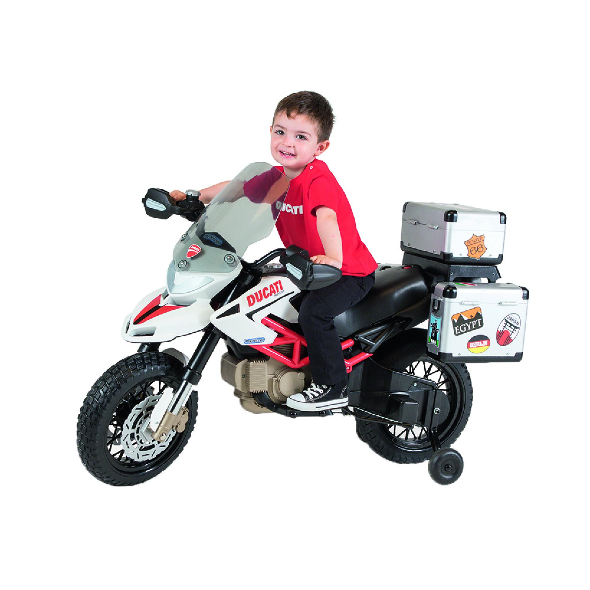 Motocicleta, Ducati HyperCross, Peg Perego