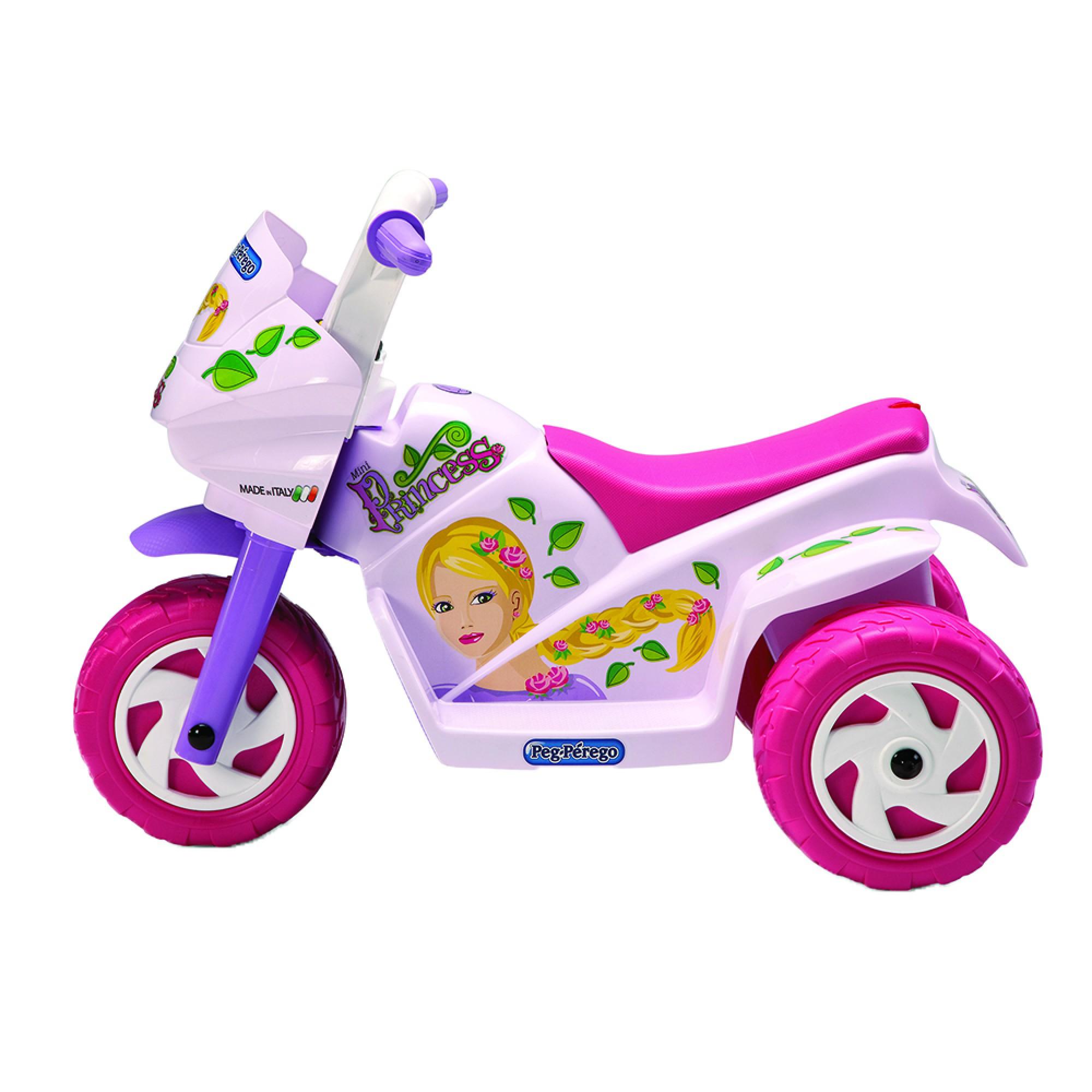 Tricicleta, Mini Princess, Peg Perego