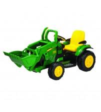 Tractor  JD Ground Loader, Peg Perego