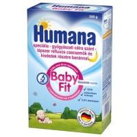 Formula de Lapte praf, Humana Baby Fit, Antiregurgitare 500g