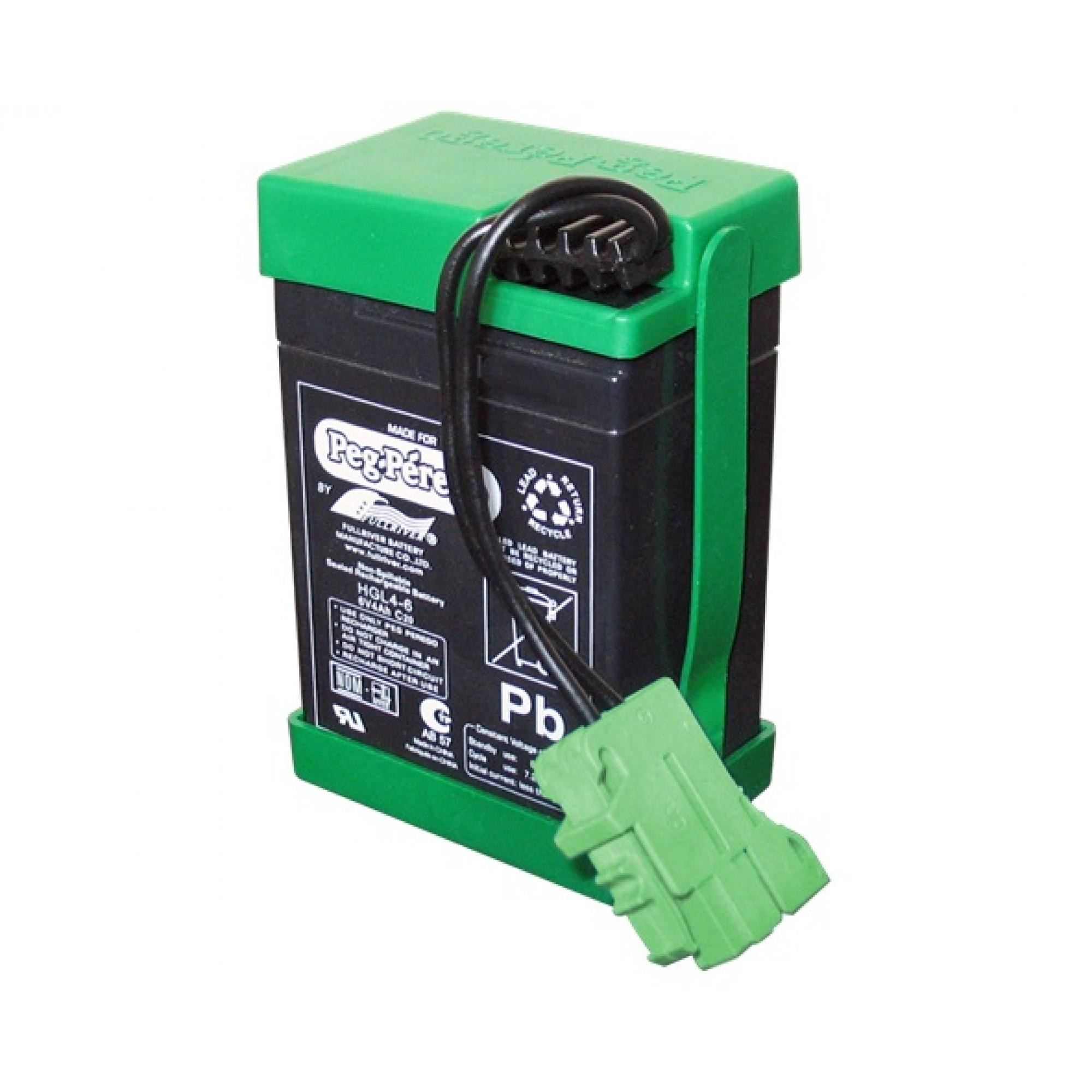 Baterie, Peg Perego, 6V 4,5Ah
