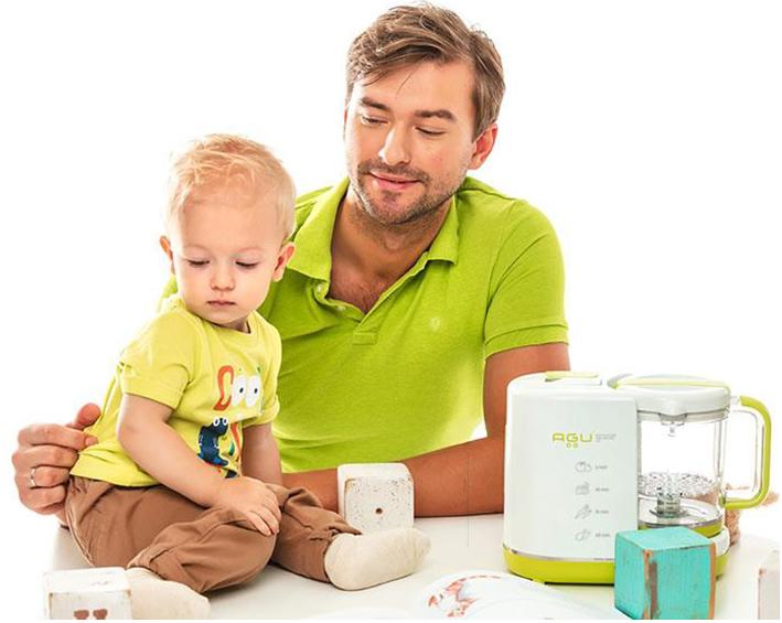 Aparat multifunctional mancare bebe