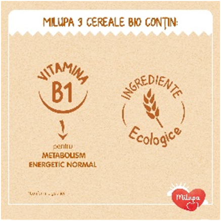ingrediente cereale bio milupa