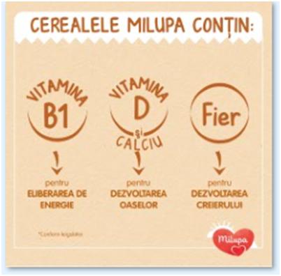 ingrediente cereale milupa