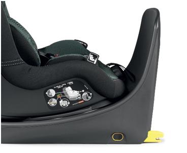 scaun auto bara antirevenire peg perego