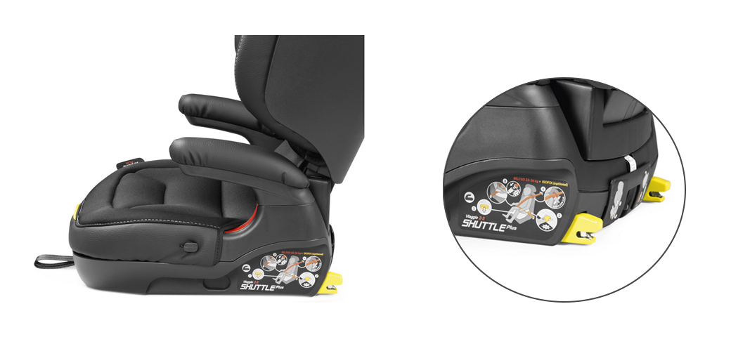 scaun auto inaltator isofix