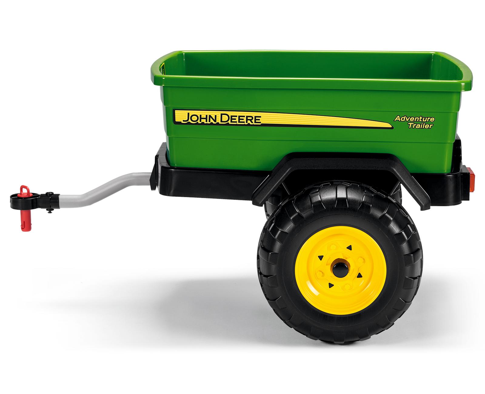remorca tractor peg perego