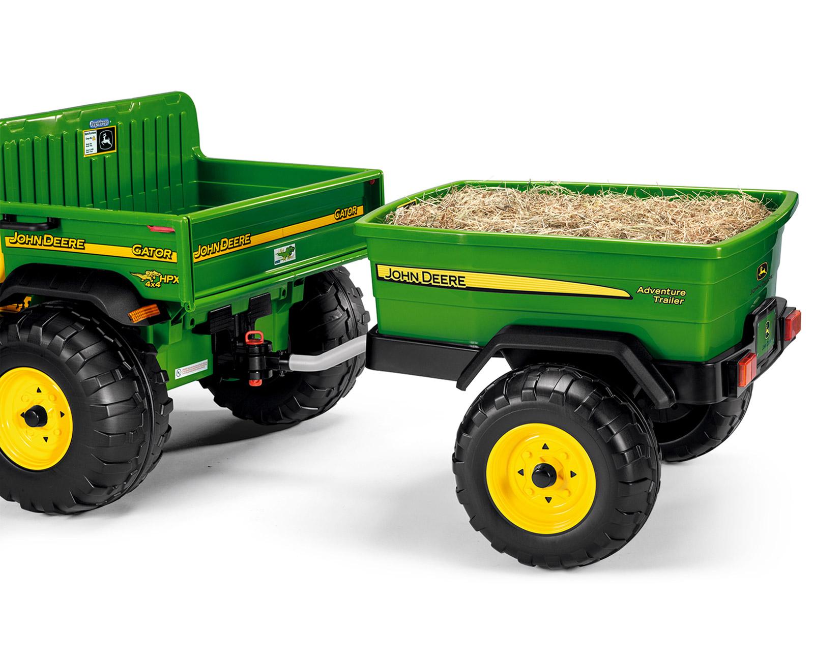 remorca tractor gator