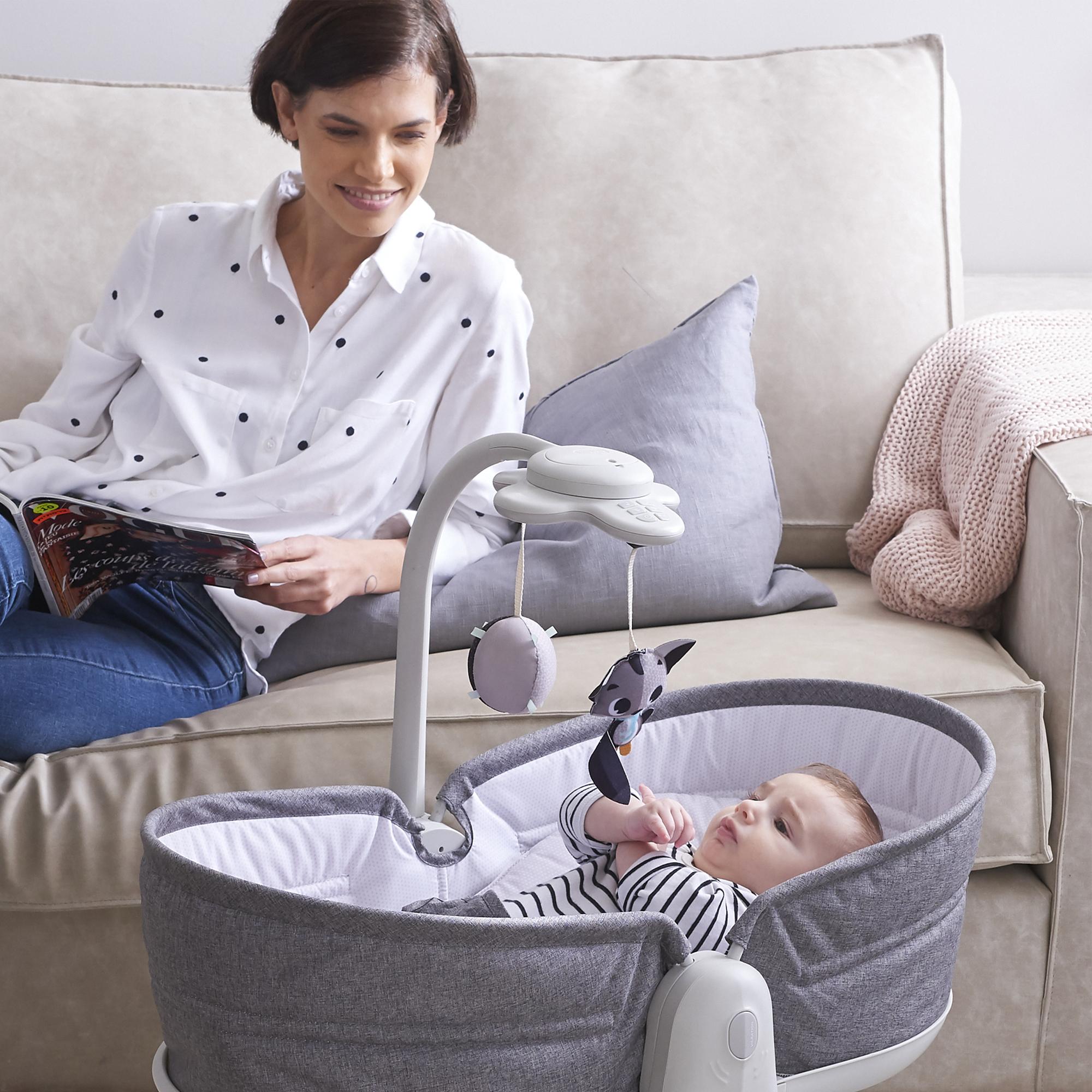 abilitati motorii bebe